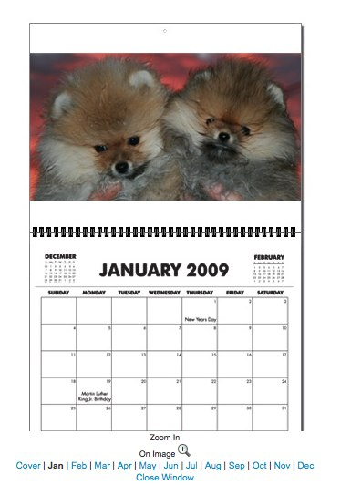pomeranian calendar, pomeranian Kalender