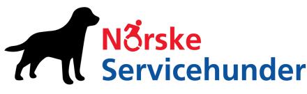 norske-servicehunder-logo